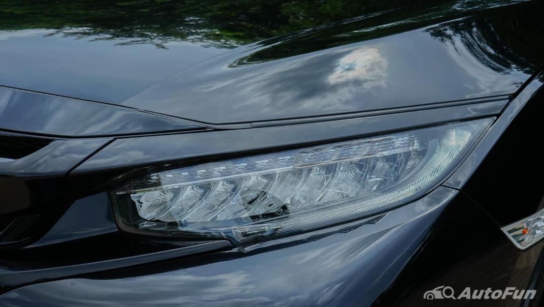 2020 Honda Civic 1.5 Turbo RS Exterior 052