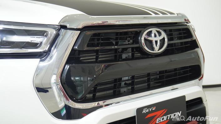 2021 Toyota Hilux Revo Double Cab Z Edition Exterior 005