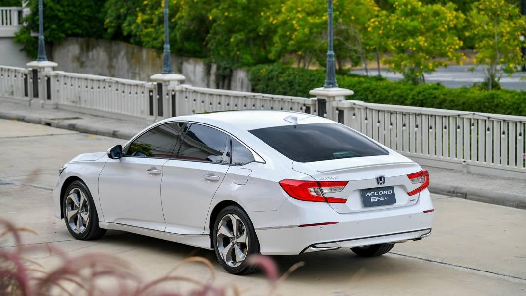 2021 Honda Accord 2.0L e:HEV EL+ Exterior 071