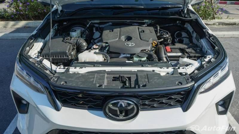 2020 Toyota Fortuner Legender รถ PPV เจ้าถนน แพงสุดในตลาดจะคุ้มค่าสมราคาไหม และผ่อนเท่าไหร่ 02