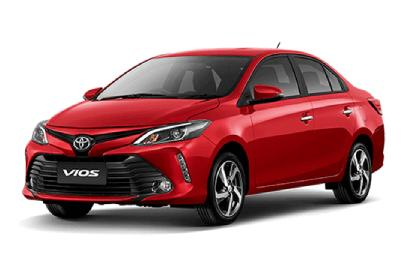 2020 1.5 Toyota Vios Entry