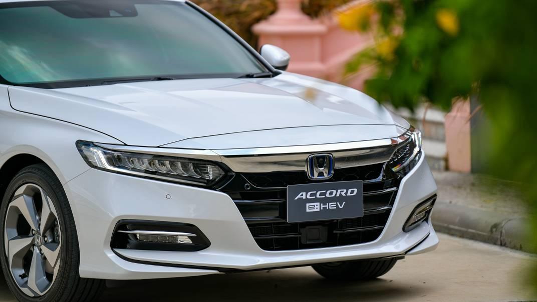 2021 Honda Accord 2.0L e:HEV EL+ Exterior 050