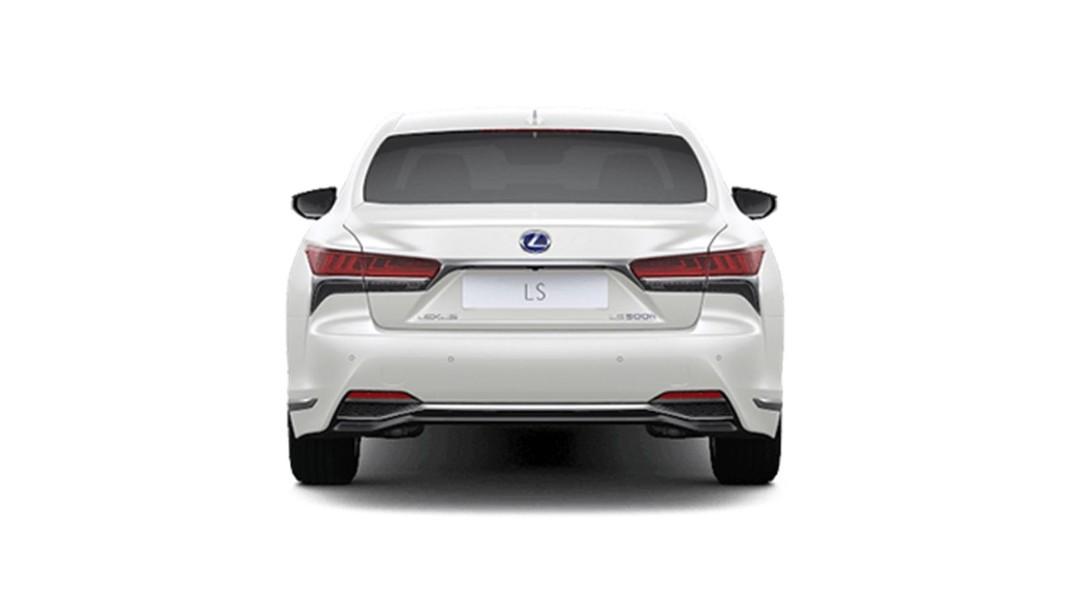 Lexus LS 2020 Exterior 005
