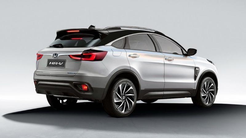 2021 honda HR-V จะครองตลาดเอสยูวีเหนือคู่แข่ง Toyota Corolla Cross และ Mazda CX-30 ได้ไหม? 02