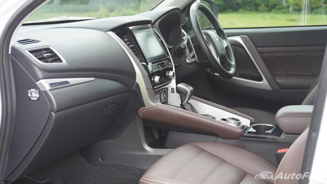 2020 Mitsubishi Pajero Sport 2.4D GT Premium 4WD Elite Edition Interior 039