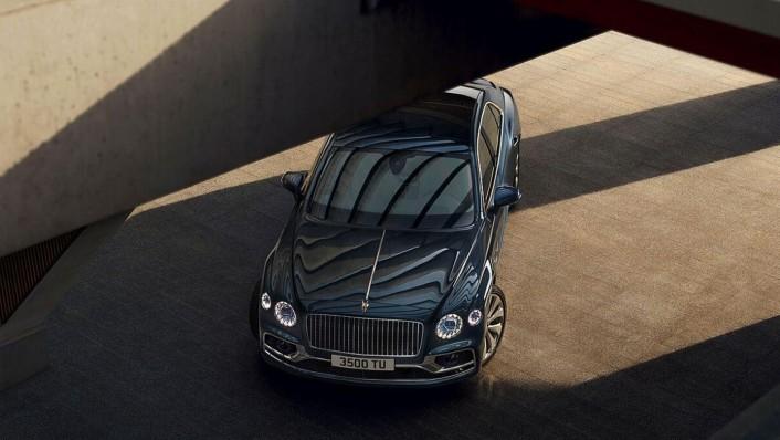 Bentley Flying Spur Public 2020 Exterior 003