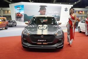 Suzuki ประเมินตลาดรถโต 5% เตรียมส่ง 2021 New Suzuki Swift ลุยตลาดต้นเดือนหน้า