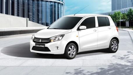 2021 Suzuki Celerio 1.0 GA ราคารถ, รีวิว, สเปค, รูปภาพรถในประเทศไทย | AutoFun