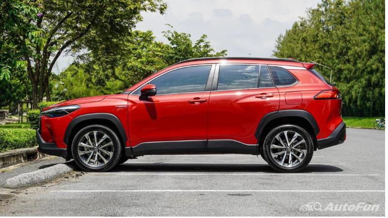 ทำไม 2020 Toyota Corolla Cross ดังไกลถึงญี่ปุ่น คนเห่อกว่า 2021 Honda HR-V ใหม่ 02
