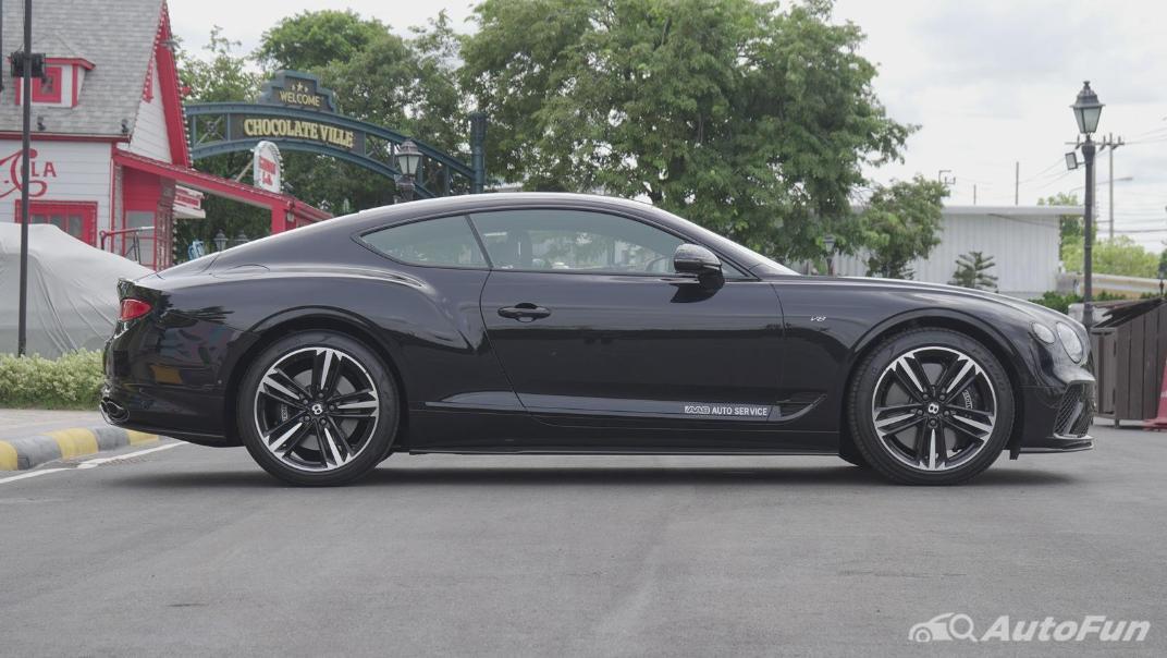 2020 Bentley Continental-GT 4.0 V8 Exterior 004