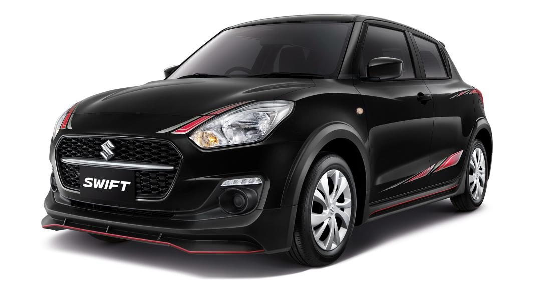 2021 Suzuki Swift 1.2 GL PLUS Exterior 001