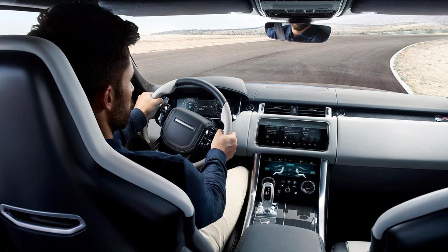 Land Rover Range Rover Sport 2020 Interior 016