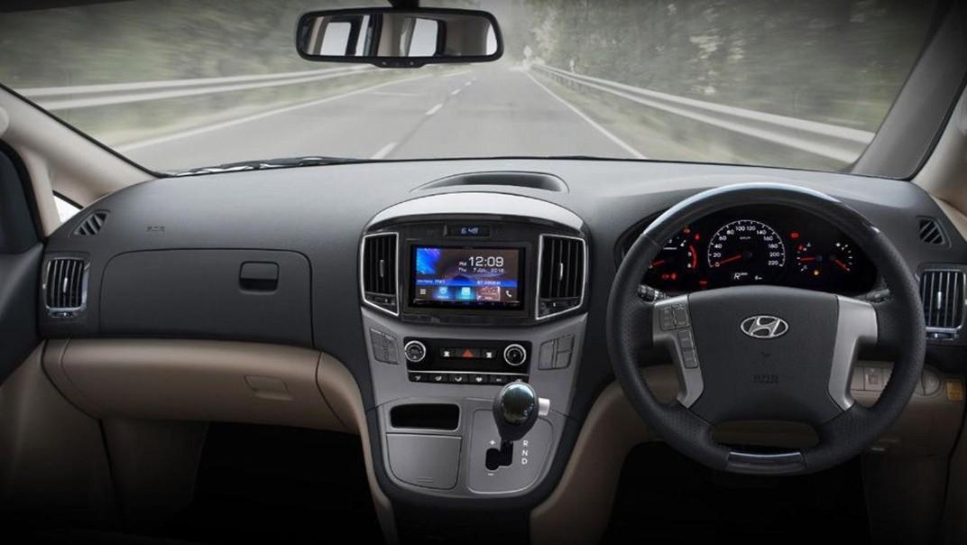 Hyundai Grand-Starex 2020 Interior 001