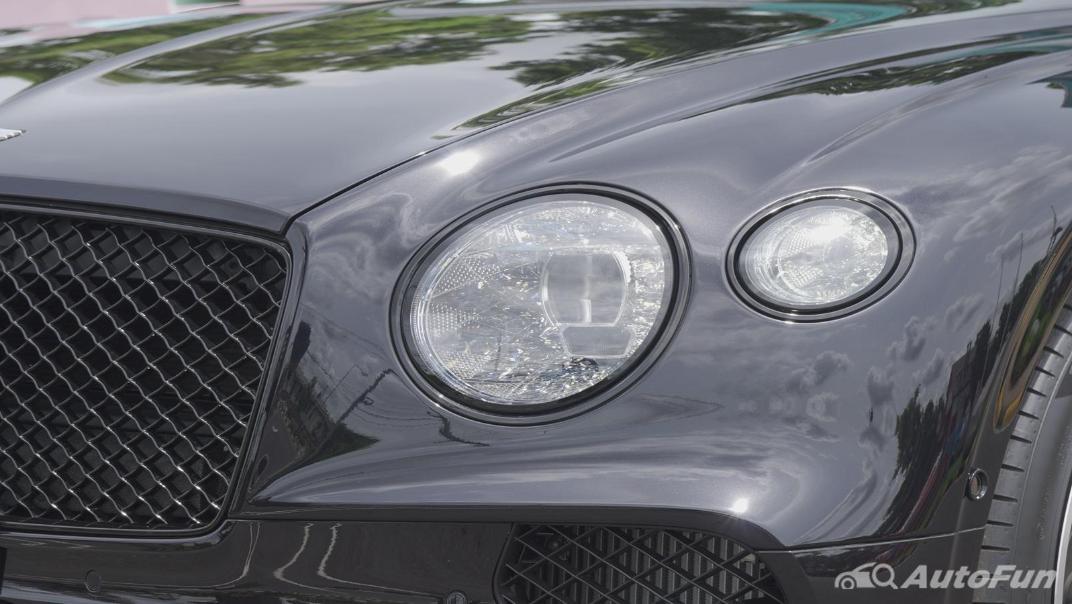 2020 Bentley Continental-GT 4.0 V8 Exterior 018