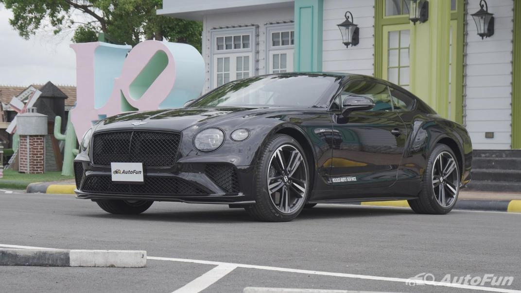 2020 Bentley Continental-GT 4.0 V8 Exterior 001