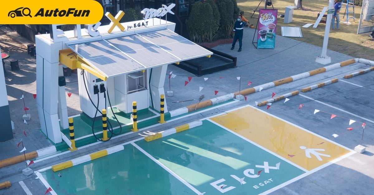 EGAT ทุ่มงบประมาณ 90 ล้านบาท เพิ่มสถานีชาร์จไฟรถยนต์ 35 แห่งในปีนี้ 01