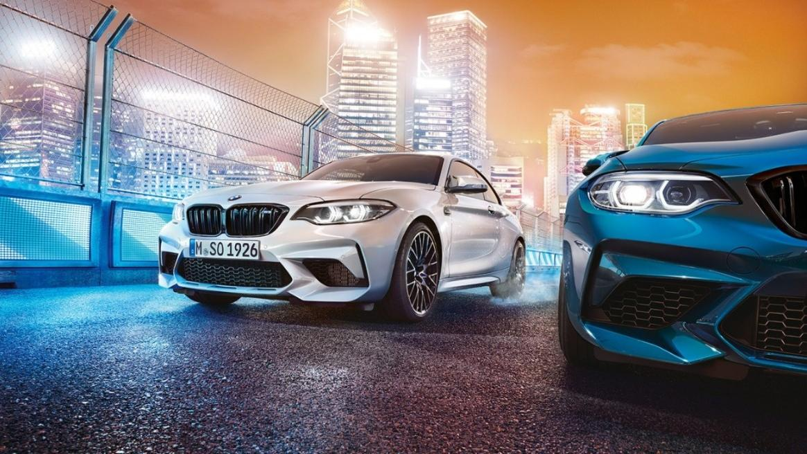 BMW M2-Coupe 2020 Exterior 006