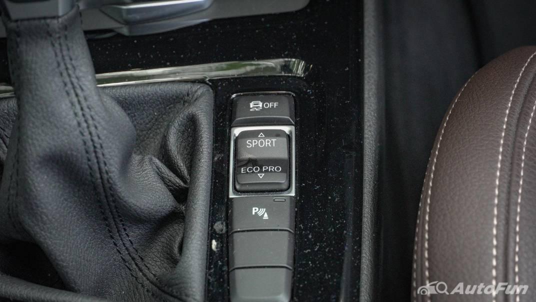 2021 BMW X1 2.0 sDrive20d M Sport Interior 020