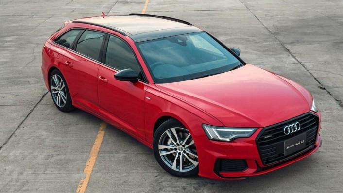 Audi A6 Avant Public 2020 Exterior 005
