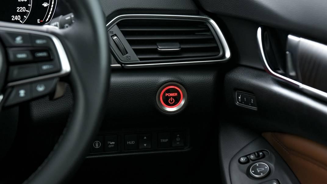 2021 Honda Accord 2.0L e:HEV EL+ Interior 010