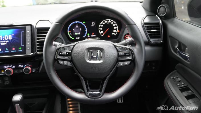 2021 Honda City Hatchback e:HEV RS Interior 003