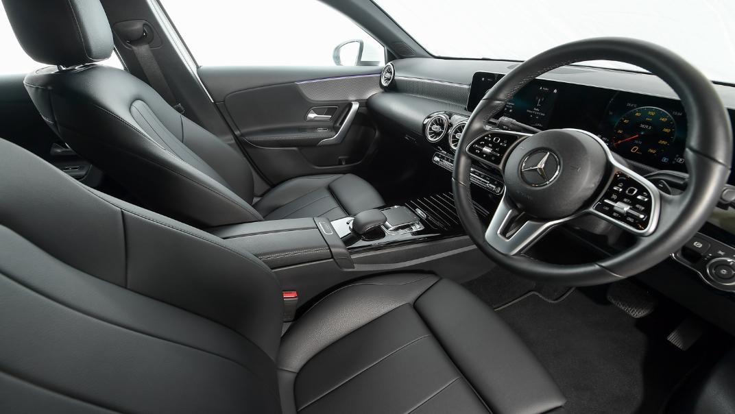 2021 Mercedes-Benz A-Class A 200 Progressive Interior 043