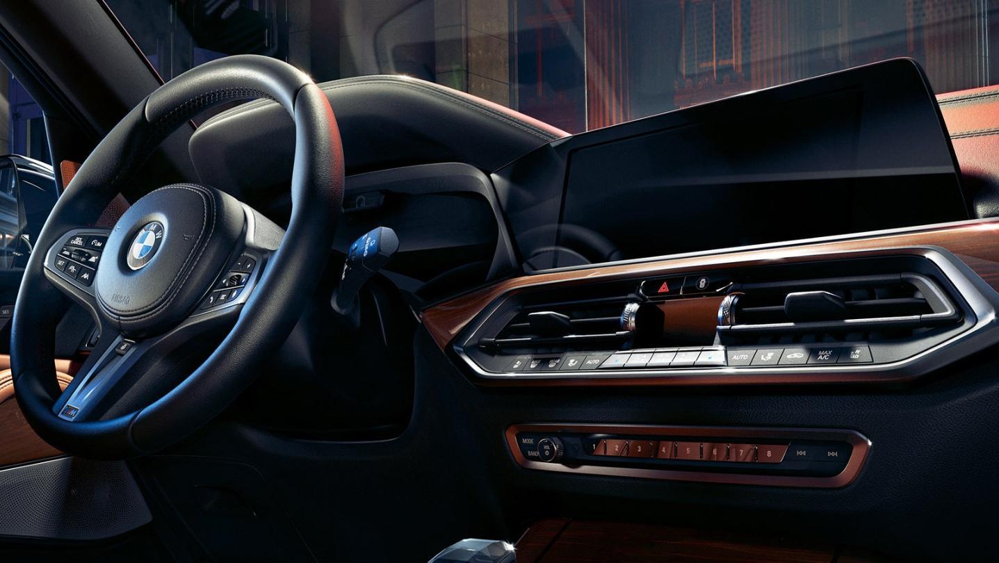 BMW X5 2020 Interior 001