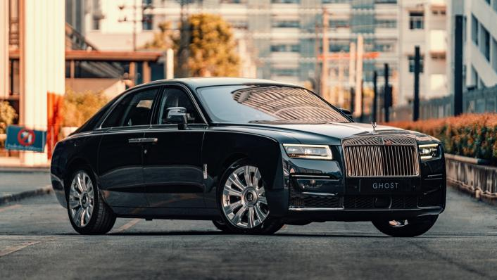 2021 Rolls Royce Ghost Exterior 001