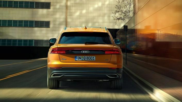 Audi Q8 2020 Exterior 003