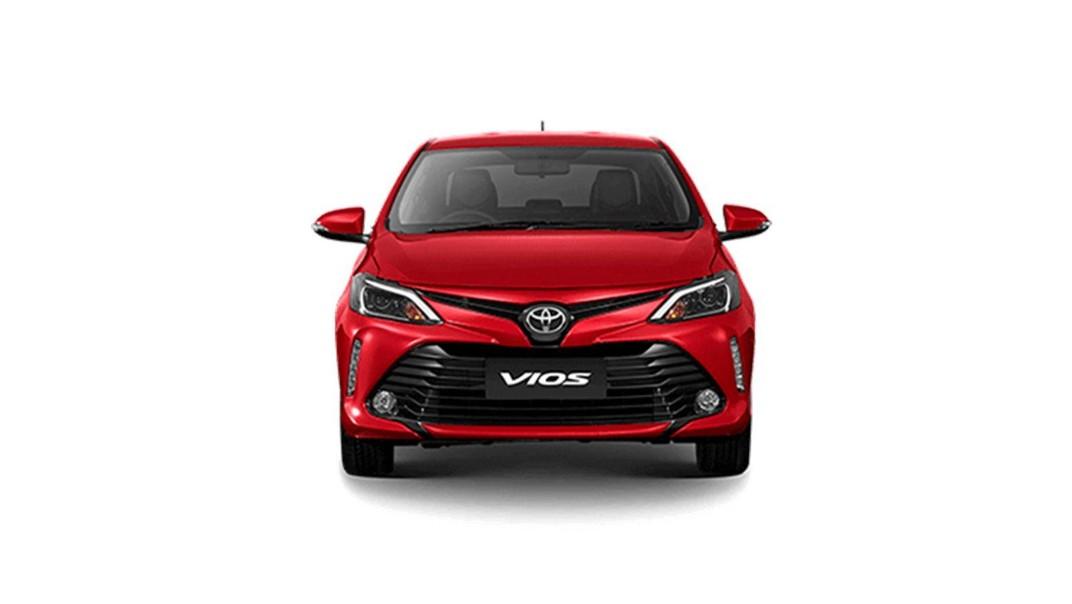 Toyota Vios 2020 Exterior 004