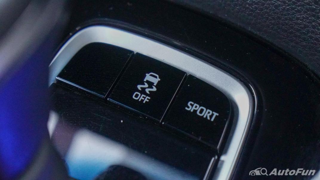 2021 Toyota Corolla Altis 1.8 Sport Interior 023