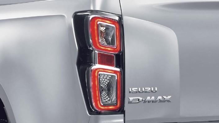 Isuzu D-Max 2-Door Public 2020 Exterior 005
