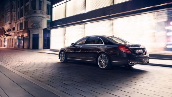 Mercedes-Benz S-Class 2020 Exterior 006