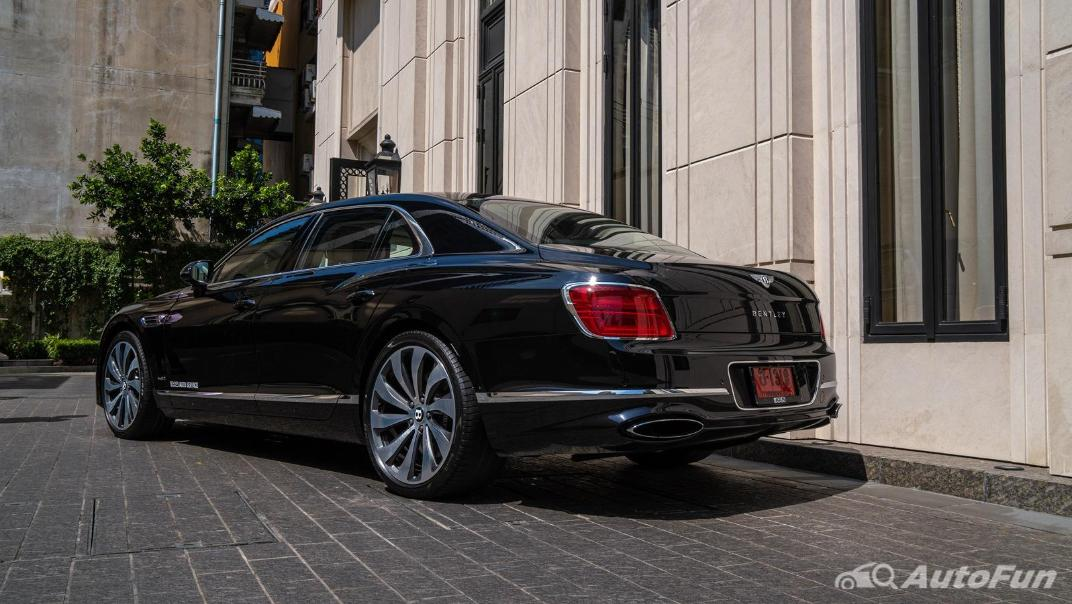 2020 Bentley Flying Spur 6.0L W12 Exterior 003
