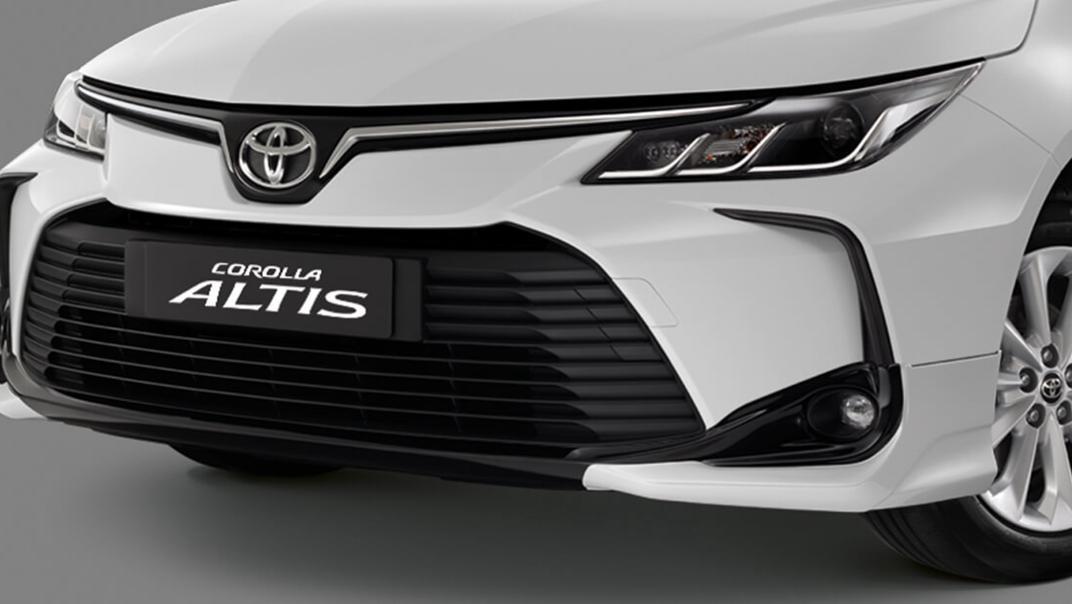 Toyota Corolla Altis 2021 Exterior 011