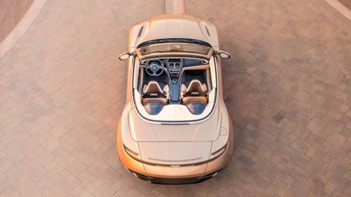 Aston Martin Db11 2020 Exterior 010