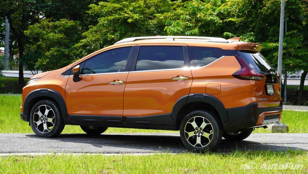 2020 Mitsubishi Xpander 1.5 Cross AT Exterior 011
