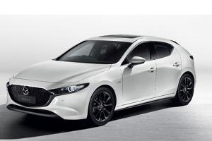 เปิดตัว 2020 Mazda 2, 3 และ CX-30 เวอร์ชั่นพิเศษฉลอง 100 ปี ตัวถังสีขาวภายในสีแดง เคาะแพงขึ้นเกือบ 4 หมื่นบาท