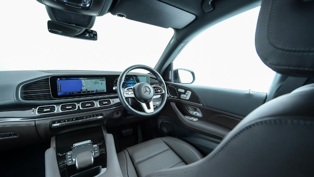 2021 Mercedes-Benz GLE-Class 350 de 4MATIC Exclusive Interior 031