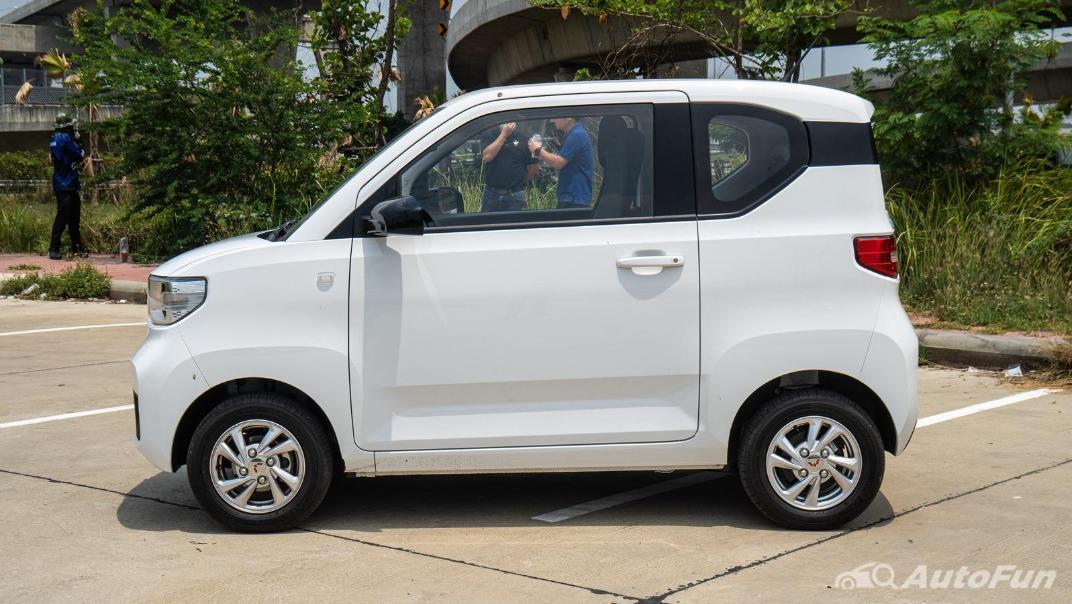 2020 Wuling Mini EV Exterior 008