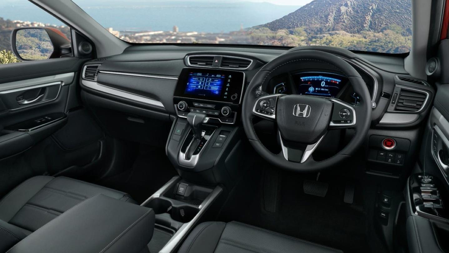 Honda CR-V 2020 Interior 001