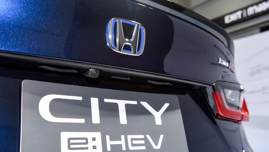 2021 Honda City e:HEV RS Exterior 061