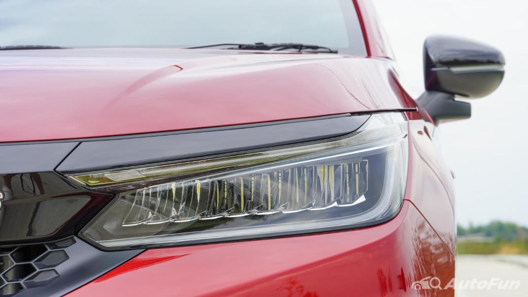 2021 Honda City e:HEV RS Exterior 011