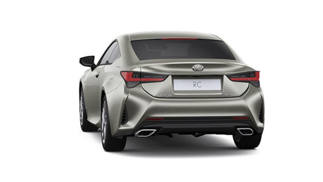 Lexus RC 2020 Exterior 019