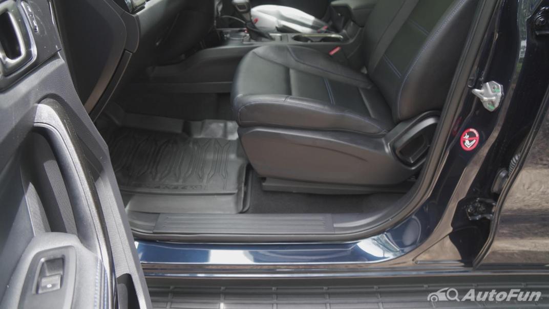2021 Ford Everest 2.0L Turbo Titanium 4x2 10AT - SPORT Interior 037