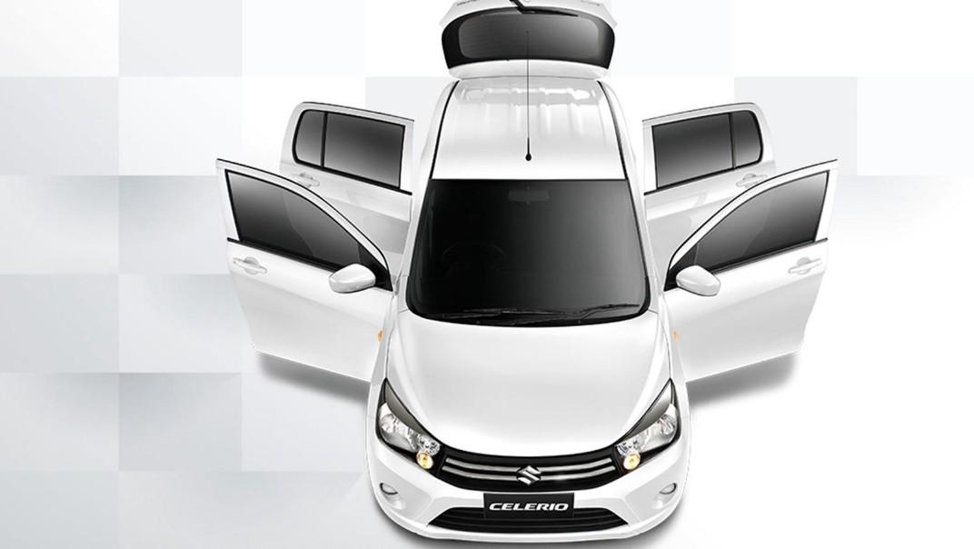 Suzuki Celerio Public 2020 Exterior 010