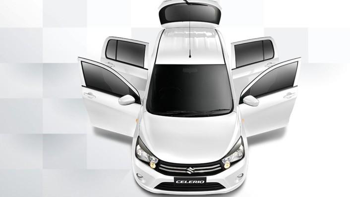 Suzuki Celerio 2020 Exterior 010