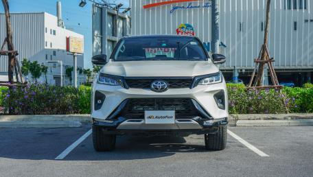 2021 Toyota Fortuner 2.8 Legender 4WD ราคารถ, รีวิว, สเปค, รูปภาพรถในประเทศไทย | AutoFun