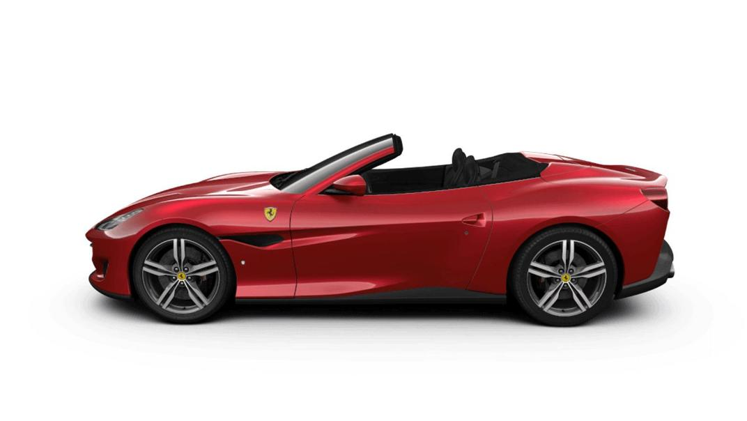 2020 Ferrari Portofino 3.9 V8 Exterior 002