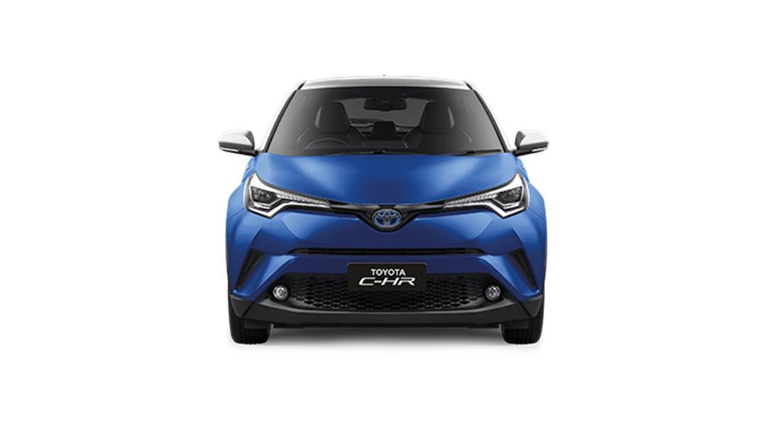 2021 Toyota C-HR Hybrid Premium Safety Exterior 022